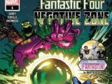 Fantastic Four: Negative Zone Vol 1 1