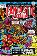 Fantastic Four Vol 1 152