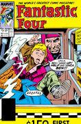 Fantastic Four Vol 1 301