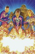 Fantastic Four Vol 6 1 Ross Virgin Variant