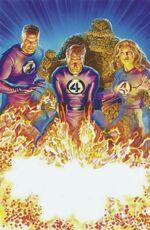 Fantastic Four Vol 6 1 Ross Virgin Variant