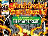 Fantastic Four: World's Greatest Comics Magazine Vol 1 8