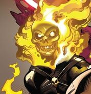 Ghost Rider (1,000,000 BC) (Earth-616) from Avengers Vol 8 1 0001