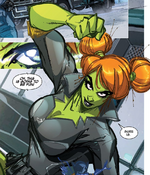 Green Widow (Warp World) (Earth-616) from Infinity Wars Infinity Warps Vol 1 1 001