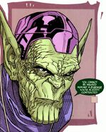 Grrix (Earth-616) from Secret Invasion Who Do You Trust? Vol 1 1 001