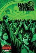 Hail Hydra Vol 1 1 Doe Variant Textless