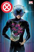 House of X Vol 1 1 Flower Variant