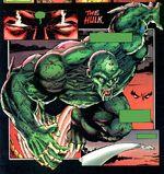 Hulk (Earth-32659) from UltraForce Avengers Vol 1 1 001