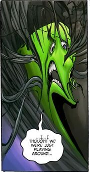 Impossible Man (Earth-616) from Chaos War Chaos King Vol 1 1 001