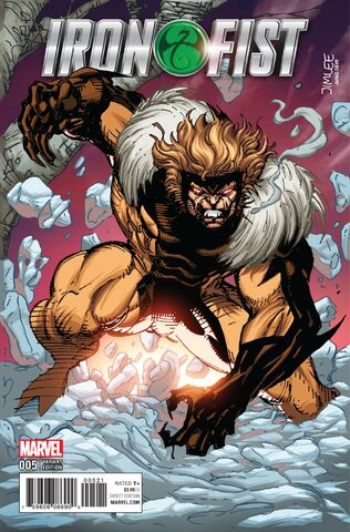 File:Iron Fist Vol 5 5 X-Men Trading Card Variant.jpg
