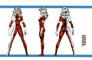 Jeanne-Marie Beaubier (Earth-616) from Official Handbook of the Marvel Universe Master Edition Vol 1 29 0001