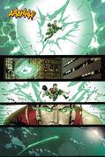 Julian Keller (Earth-616) and Laura Kinney (Earth-616) from New X-Men Vol 2 31 0003