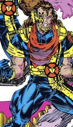 Malcolm (Earth-1191) from Uncanny X-Men Vol 1 282