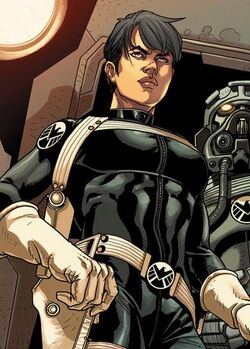 Maria Hill (Earth-616) from Avengers Vol 5 25 001