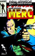 Mark Hazzard Merc Annual Vol 1 1