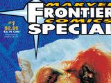 Marvel Frontier Comics Unlimited Vol 1 1
