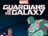 Marvel Universe Guardians of the Galaxy Infinite Comic Vol 1 7