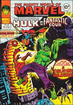 Mighty World of Marvel Vol 1 304