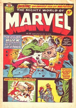 Mighty World of Marvel Vol 1 32