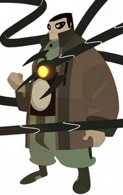 Otto Octavius (Earth-26496) from Spectacular Spider-Man (Animated Series) 001