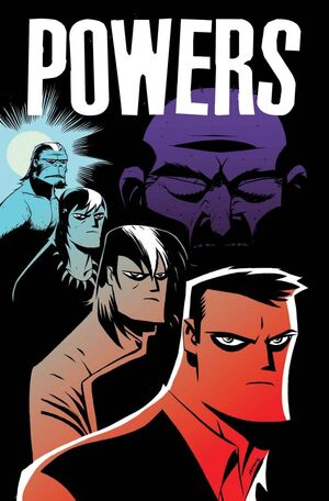 Powers Vol 3 9 Textless
