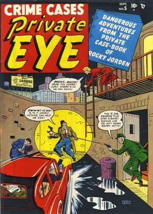 Private Eye Vol 1 5