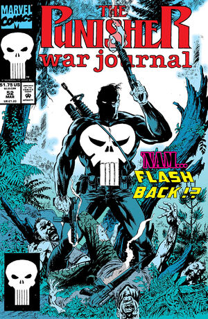 Punisher War Journal Vol 1 52