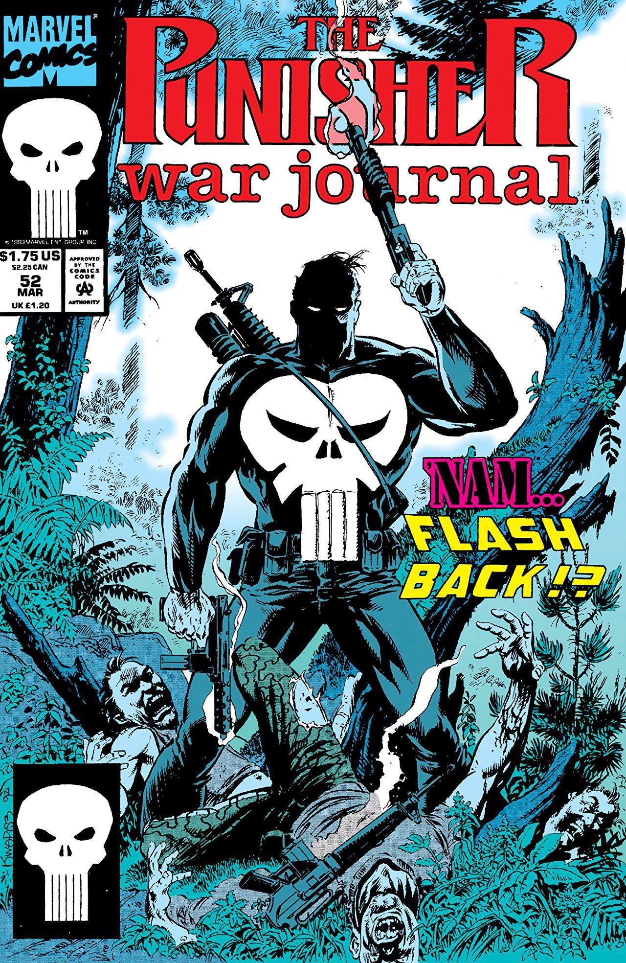 Punisher War Journal Vol 1 52 | Marvel Database | FANDOM ...
