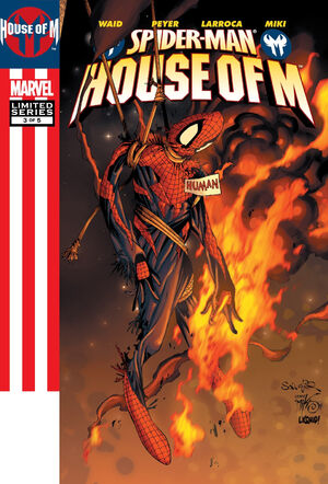 Spider-Man House of M Vol 1 3