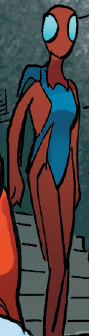 Spider-Woman (Earth-41668) from Web Warriors Vol 1 11 001
