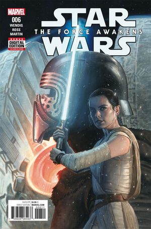 Star Wars The Force Awakens Adaptation Vol 1 6