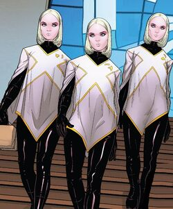 Stepford Cuckoos (Earth-616) from X-23 Vol 4 1 001