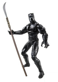 T'Challa (Earth-616) from Marvel Universe (Toys) Series I Wave I 0001