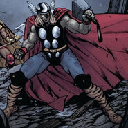 Thor Odinson (Earth-12591) from Marvel Zombies Destroy! Vol 1 4 0001