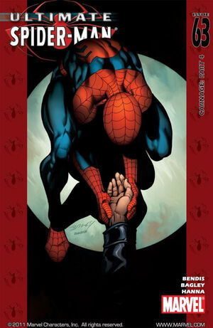 Ultimate Spider-Man Vol 1 63