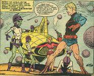 Vega (Planet) from Spaceman Vol 1 5 0001