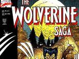 Wolverine Saga Vol 1