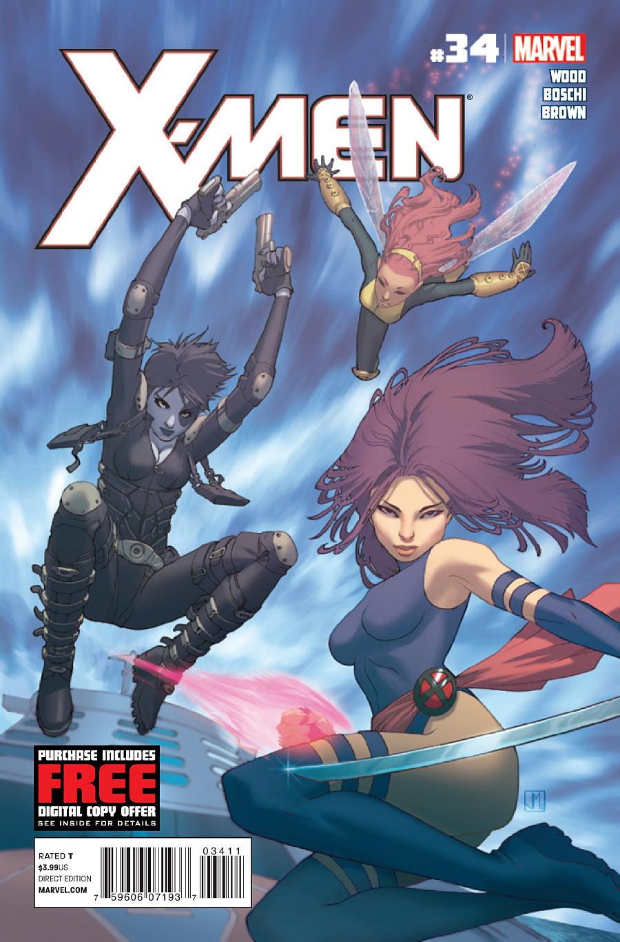 X-men rule 34