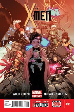 X-Men Vol 4 2