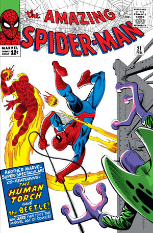 Amazing Spider-Man Vol 1 21
