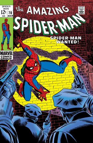 Amazing Spider-Man Vol 1 70