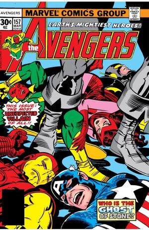Avengers Vol 1 157