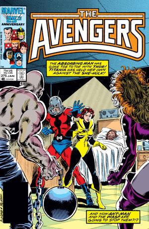 Avengers Vol 1 275