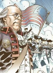 Benjamin Franklin (Earth-616) from S.H.I.E.L.D. Vol 1 4 001