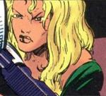 Betty (Hydra) (Earth-616) from Wolverine & Nick Fury Scorpio Rising Vol 1 1 001