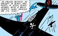 Black Ace's Plane from Daring Mystery Comics Vol 1 6 0001