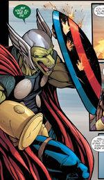 Blacksmith (Skrull) (Earth-616) from Avengers The Initiative Vol 1 16 002