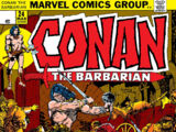 Conan the Barbarian Vol 1 24
