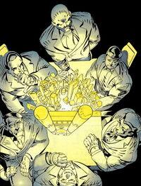 Corporate Raiders (Earth-928) Spider-Man 2099 Vol 1 27
