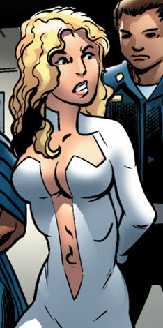 Dagger (Earth-1610) from Ultimate Spider-Man Vol 1 110 0001